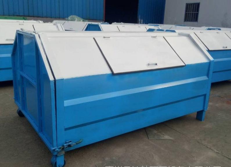 山东东营市地埋式垃圾箱垃圾箱产地环卫专用