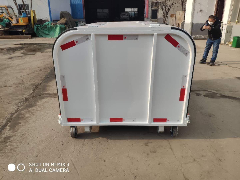德州钩臂垃圾箱-小型垃圾箱厂家