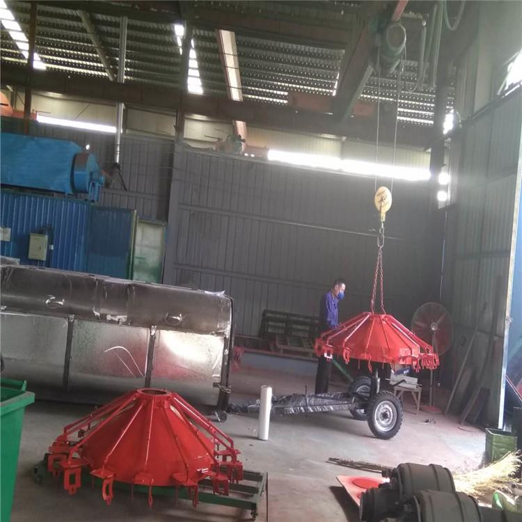 天水拖拉机式扫路机风火轮扫地机市场价格