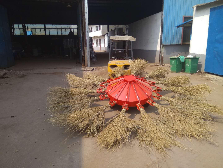 安徽折叠式扫路机-马路清扫机源厂家