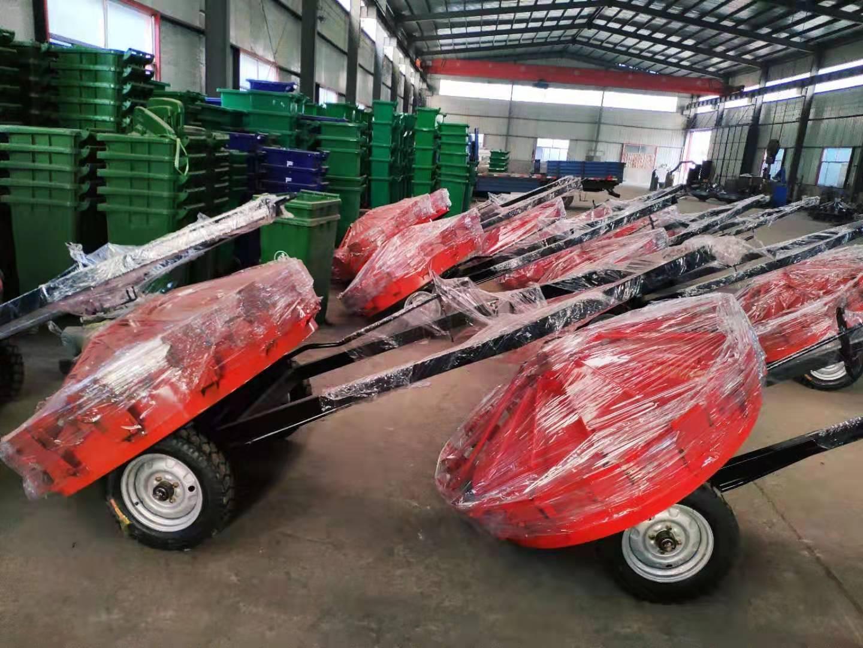 汉中牵引式扫路机风火轮扫地机出售价格
