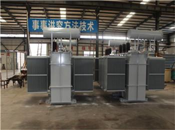 柘荣油浸式变压器厂家