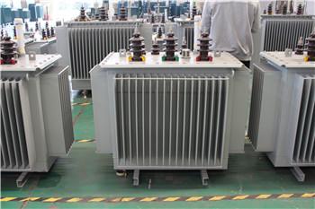 黑龙江油浸式变压器制造厂-黑龙江变压器制造厂家