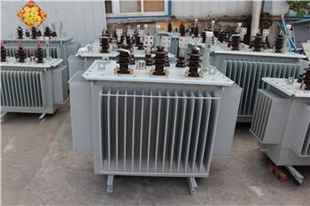 西藏油浸式变压器制造厂家-西藏中能变压器厂