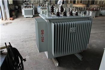 河口S13油浸式变压器厂-河口中能变压器制造有限公司