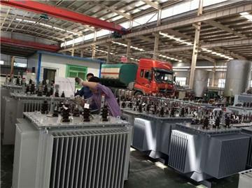 蚌埠變壓器制造基地廠家-華屹變壓器廠