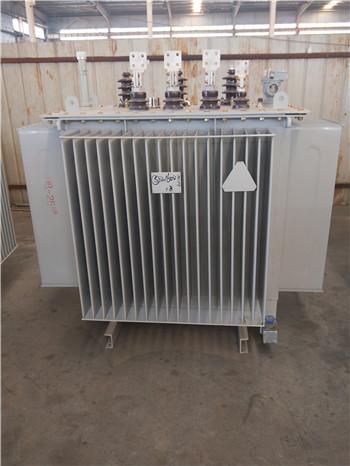 东营S11型油浸式变压器厂-东营华屹变压器生产厂家