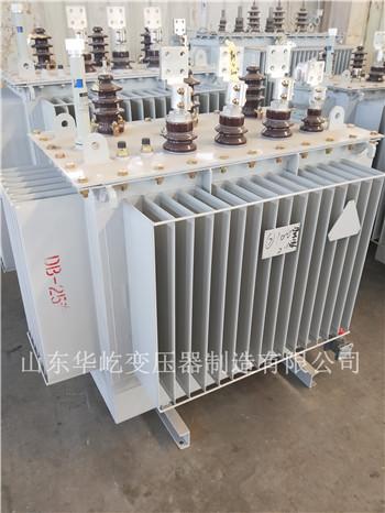 广阳油浸式变压器厂家-华屹变压器制造有限公司