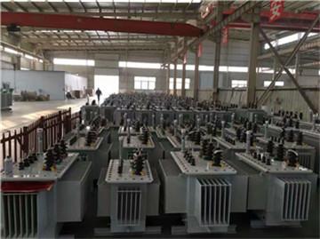 垦利变压器厂家-垦利光大干式变压器厂