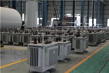 苍山变压器实体厂家-苍山油浸式变压器厂家