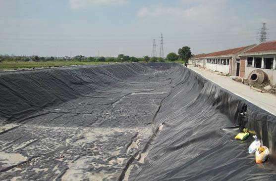 湖南黑膜沼气池厂家全国供应