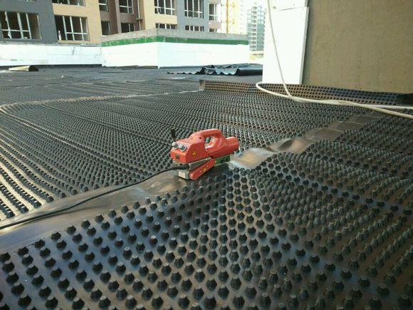 廊坊固安县滤水板排水板/凹凸排水板