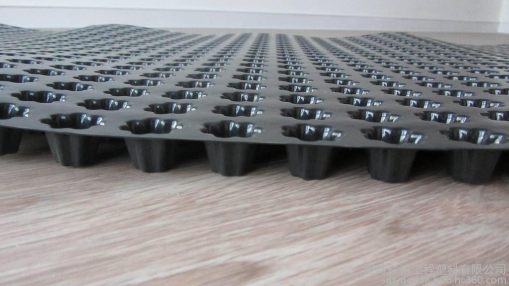 北京房山滤水板12高蓄排水板