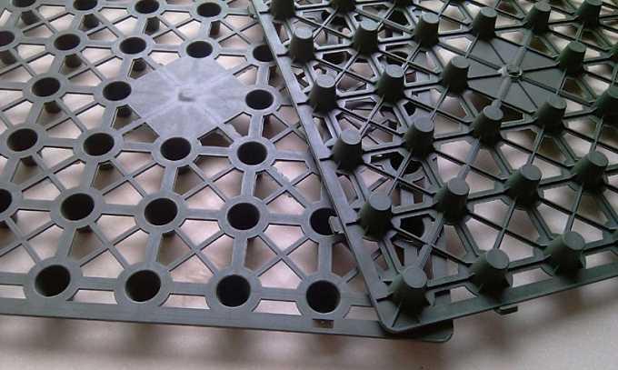 北京顺义塑料排水板地下车库隔水板