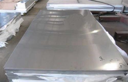 杭州(304不锈钢)钢板价格低免费折剪切割