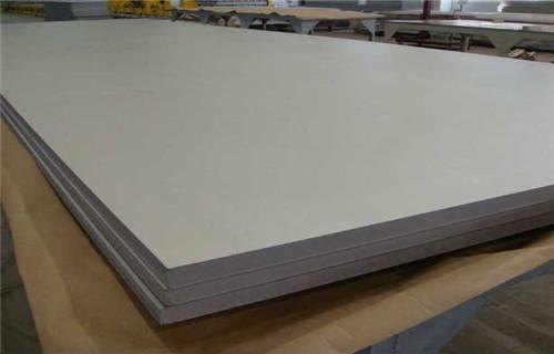 衢州(304不锈钢)钢板价格低免费折剪切割