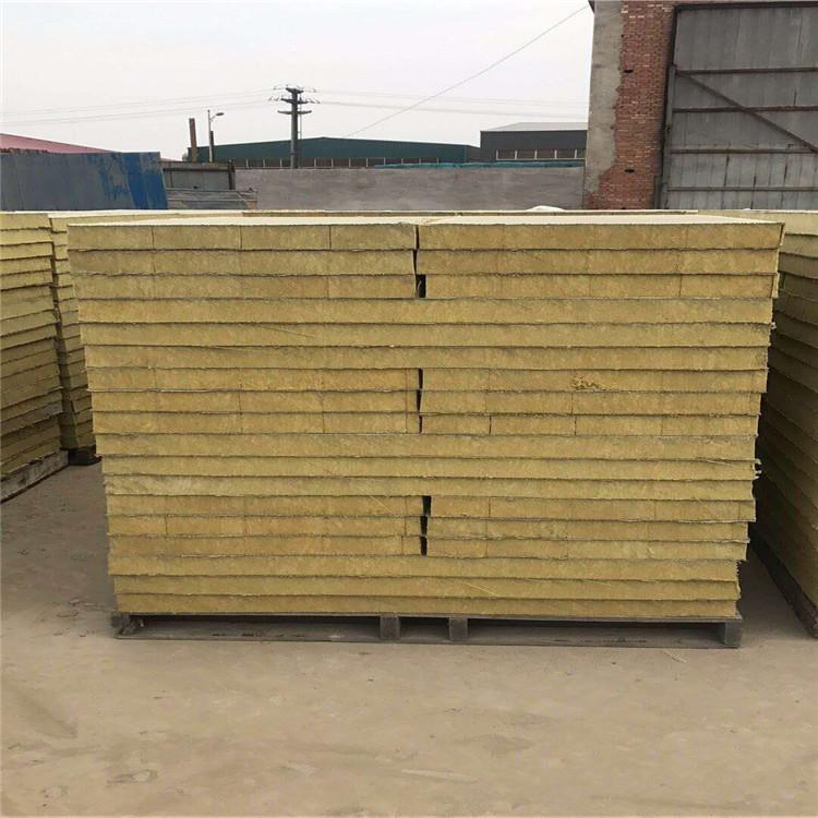 江苏硬质岩棉复合板生产厂家