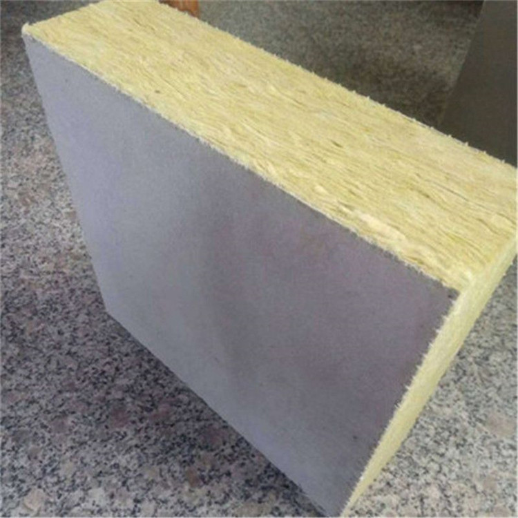 张掖砂浆岩棉复合板厂