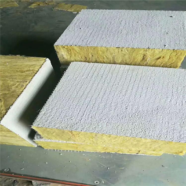 山东A级岩棉复合板生产厂家