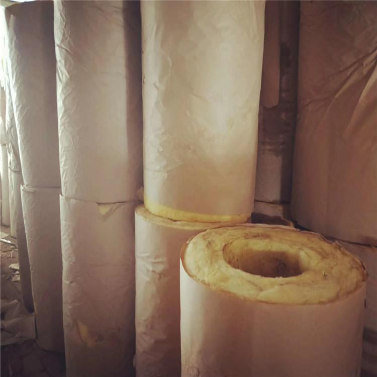 北京保温岩棉管厂家及报价