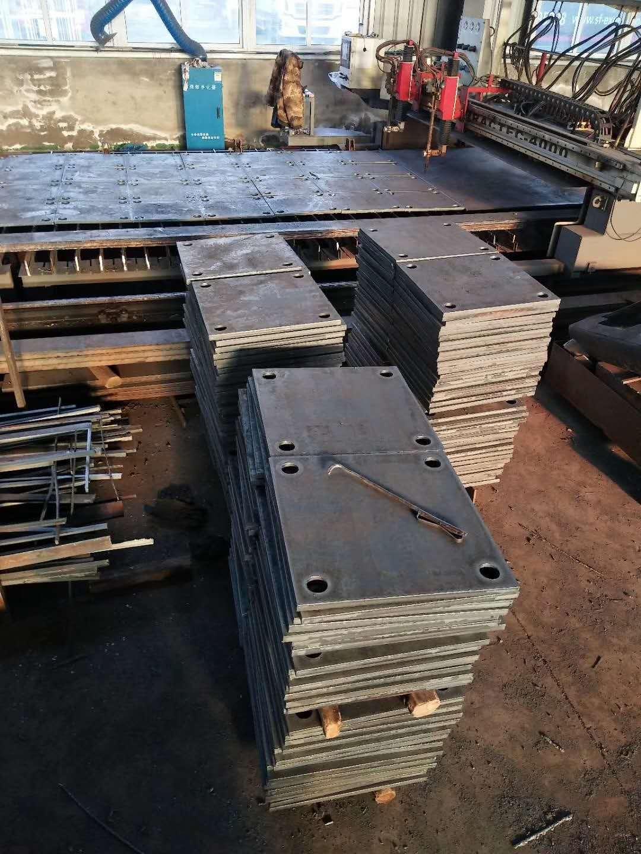 安徽45号钢板开平纵剪60-280毫米