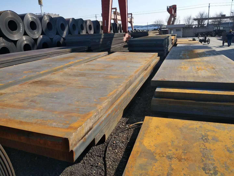 锦州65锰钢板物流发货
