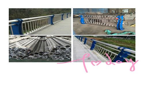 临沂60*2不锈钢复合管桥梁复合管防撞护栏