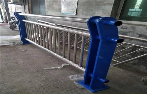 江西新余天桥栏杆工程案例