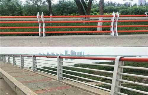 新疆不锈钢复合管桥梁护栏每米价格