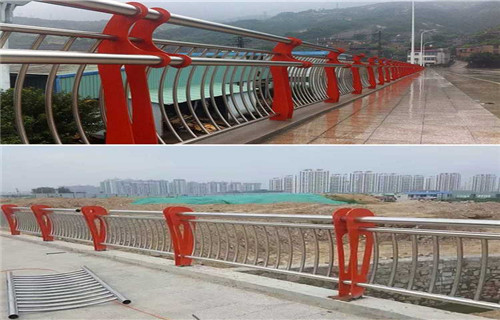 廊坊304不锈钢复合管桥梁栏杆值得信赖