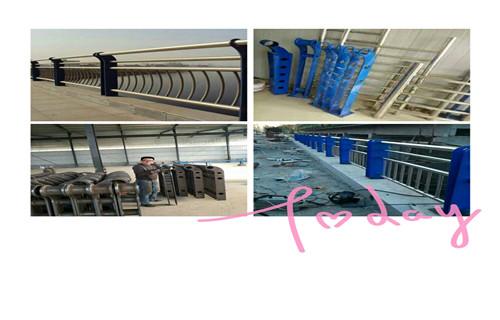 荆州不锈钢碳素钢复合管护栏厂家