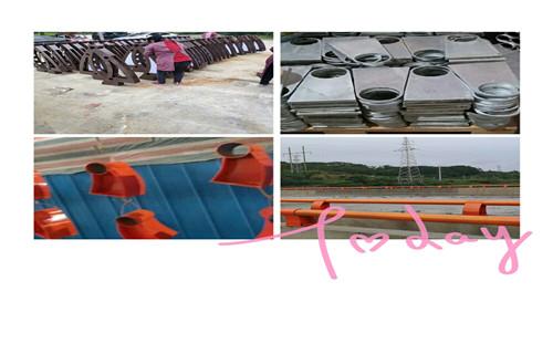淄博不锈钢碳素钢复合管护栏