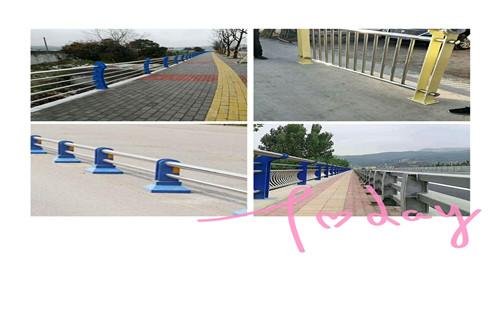 焦作不锈钢复合管道路栏杆