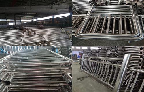 天水不锈钢复合管桥梁护栏厂家