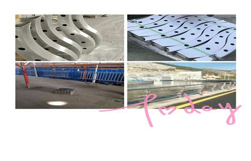 山东临沂不锈钢复合管灯光护栏厂家