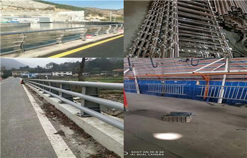 东营不锈钢桥梁防撞栏杆欢迎选购/鑫海达护栏厂