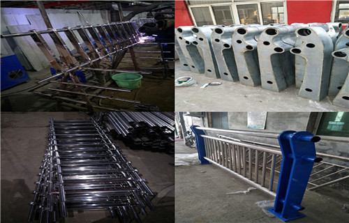 廊坊89*3复合管栏杆常用规格