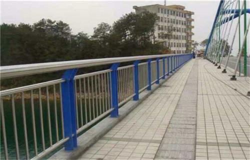 马鞍山不锈钢桥梁栏杆立柱常用规格