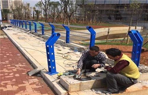 马鞍山桥梁不锈钢栏杆品质保证