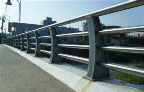蚌埠橋梁復合管防撞護欄專業定做