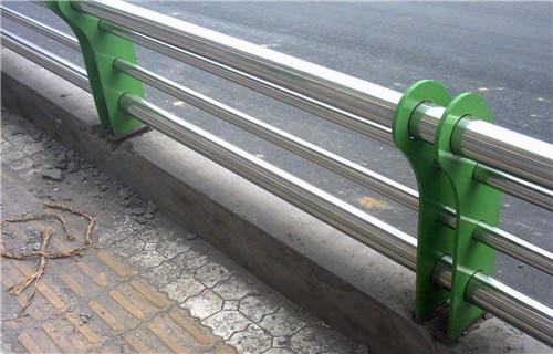 马鞍山桥梁护栏立柱结实耐用