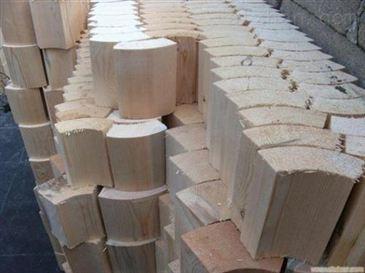 大同保温管道木托规格