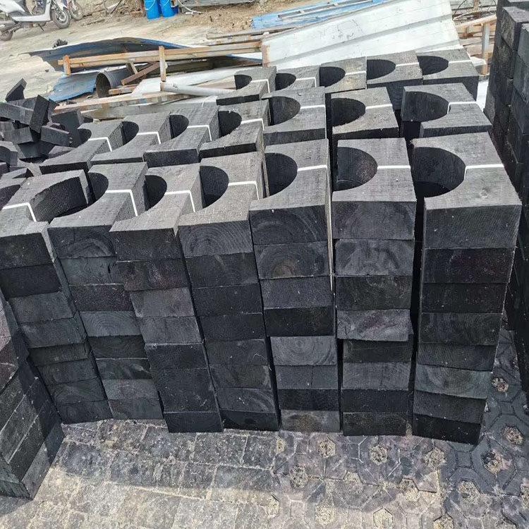 中山防震管道木托A级产品