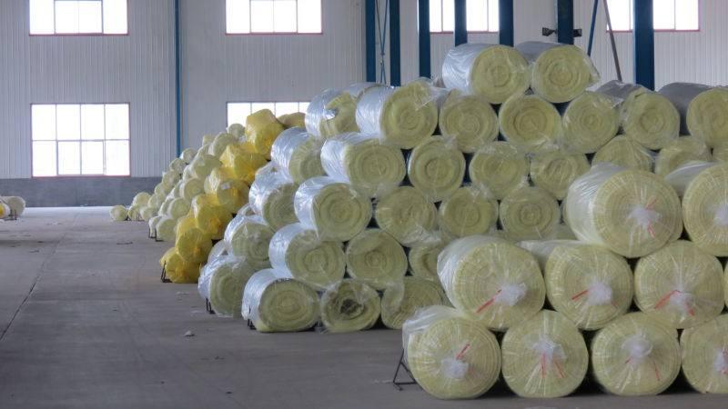 本溪8米防火玻璃棉卷毡含税厂家