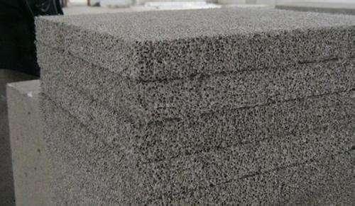 洛阳A级阻燃发泡水泥板生产规格