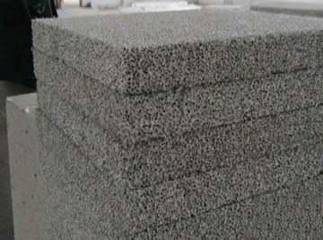 朝阳改性发泡水泥板价格