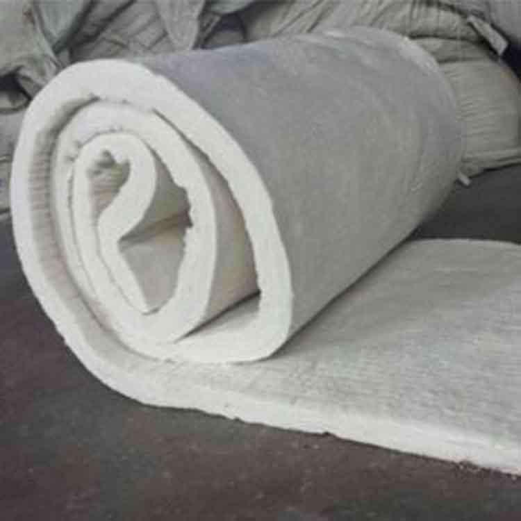 汉中10米一包硅酸铝卷毡每立方价格