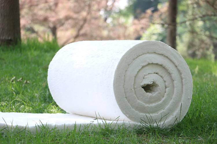 天水50mm硅酸铝卷毡针刺毯便宜价格