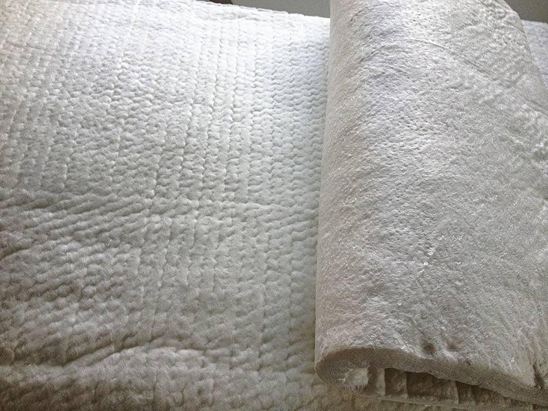 汉中耐高温硅酸铝卷毡每卷价格