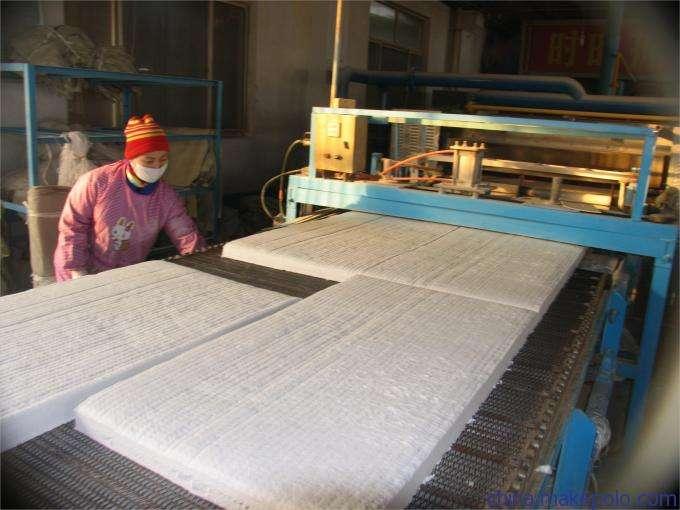 安康高阻燃硅酸铝卷毡一平米价格